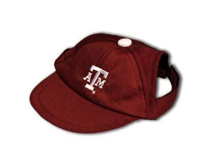 Texas A&M Aggies Dog Cap-Deluxe