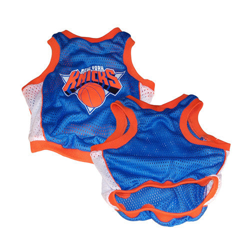 New York Knicks Dog Jersey - Deluxe