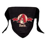 diamondbacks dog bandanna