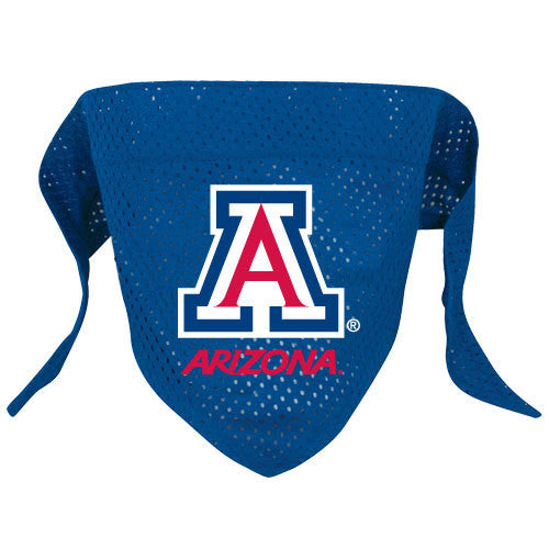 Arizona Wildcats Dog Bandana