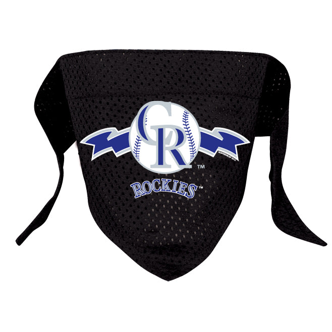 Colorado Rockies Dog Bandanna