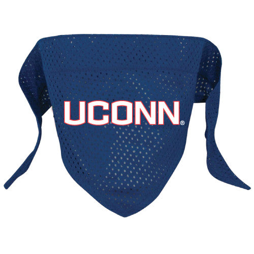 Connecticut Huskies UCONN Huskies Dog Bandana