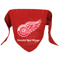 Detroit Red Wings Dog Bandanna