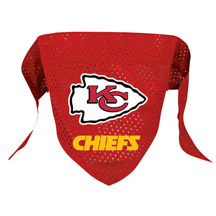Kansas City Chiefs Dog Bandanna