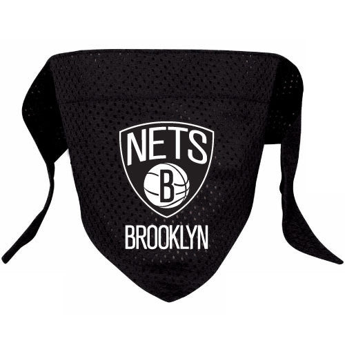 Brooklyn Nets Dog Bandana