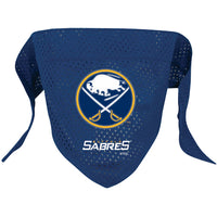 Buffalo Sabres Dog Bandanna