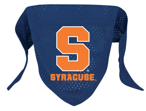 Syracuse Orange Dog Bandana