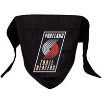 Portland Trailblazers Dog Bandana