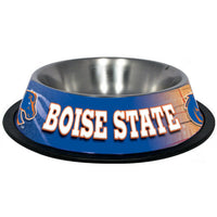 Boise State Broncos Dog Bowl - Stainless Steel