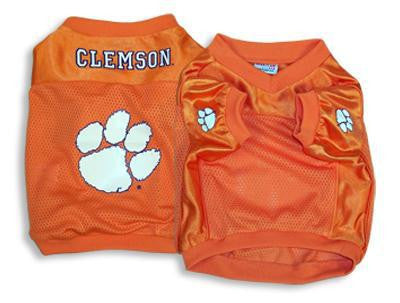 Clemson Tigers Dog Jersey-Deluxe