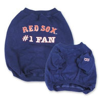 Boston Red Sox Dog Tee Shirt - Deluxe