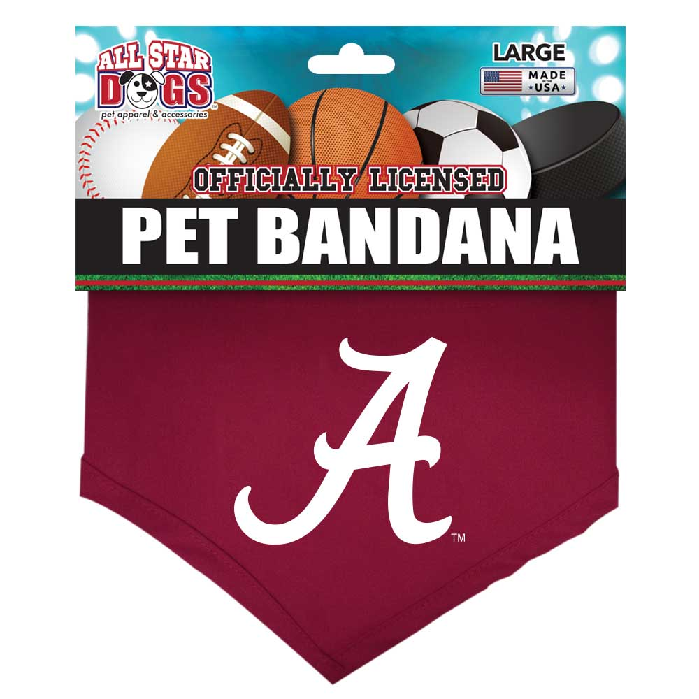 Alabama Tide Dog Bandana