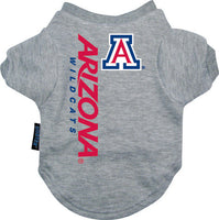 Arizona Wildcats Dog Tee Shirt