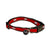 Arkansas Razorbacks Dog Collar-Ribbon