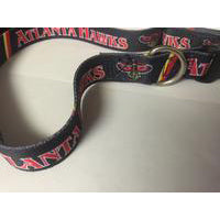 Vintage Atlanta Hawks Dog Collar