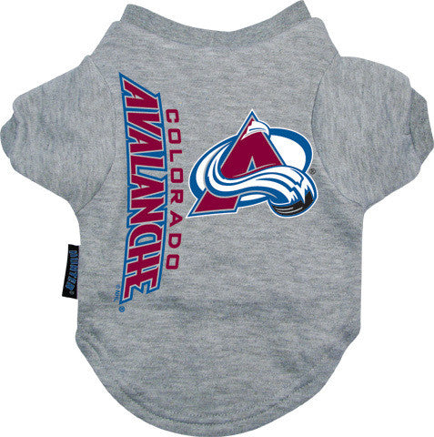 Colorado Avalanche Dog Tee Shirt