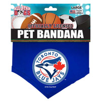 Toronto Blue Jays Dog Bandana
