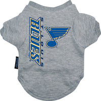 St. Louis Blues Dog Tee Shirt