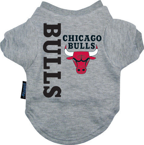 Chicago Bulls Dog Tee Shirt