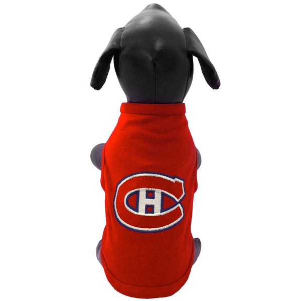 Montreal Canadiens Dog Tee