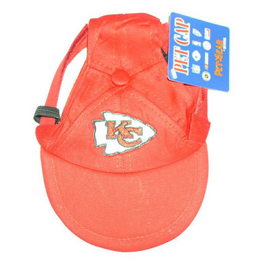 Kansas City Chiefs Dog Cap
