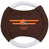 Cleveland Browns Dog Frisbee