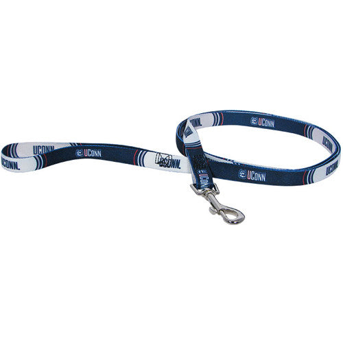 Connecticut Huskies UCONN Huskies Dog Leash