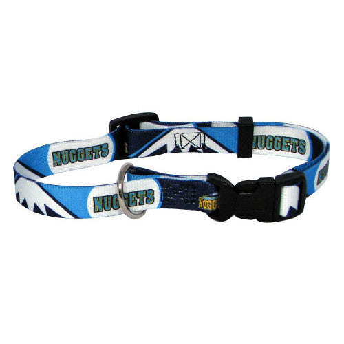 Denver Nuggets Dog Collar