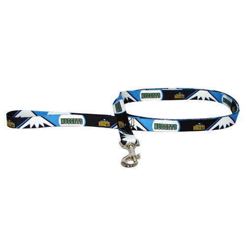 Denver Nuggets Dog Leash