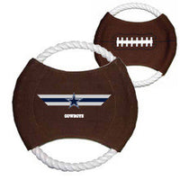 Dallas Cowboys Dog Frisbee
