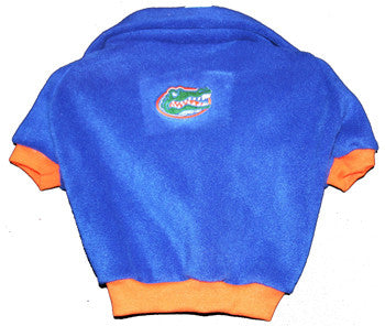 Florida Gators Dog Fleece Pullover