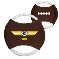 Green Bay Packers Dog Frisbee