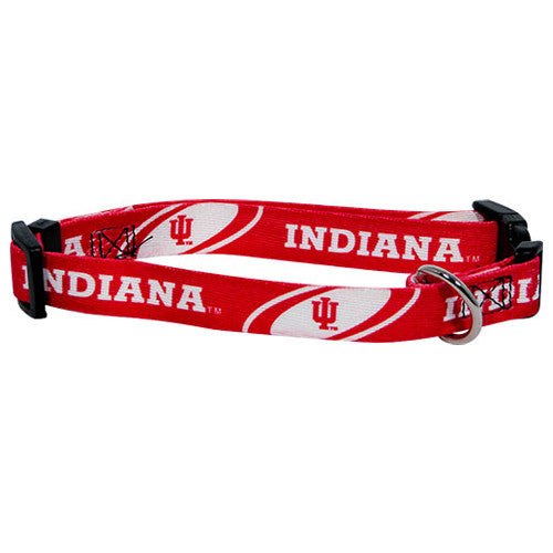 Indiana Hoosiers Dog Collar