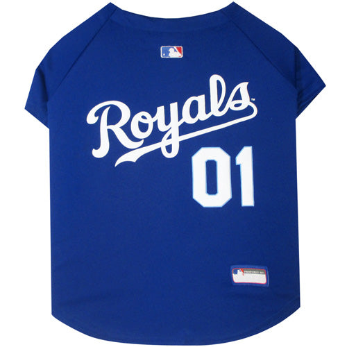 Kansas City Royals Dog Jersey-Premium
