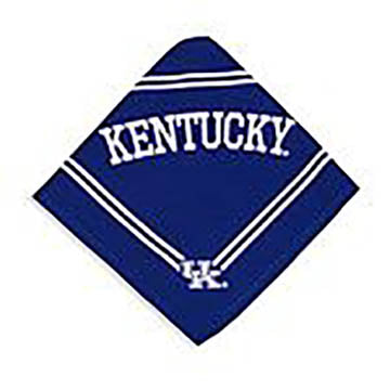 Kentucky Wildcats Dog Bandana-Deluxe