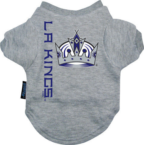 Los Angeles Kings Dog Tee Shirt