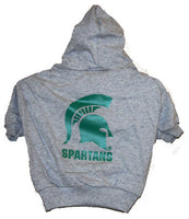 Michigan State Dog Hoodie