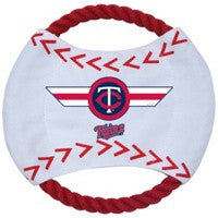 Minnesota Twins Dog Frisbee