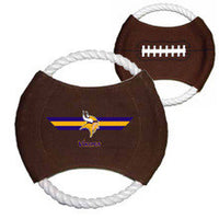 Minnesota Vikings Dog Frisbee