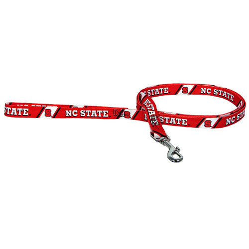 North Carolina NC State Wolfpack Dog Leash
