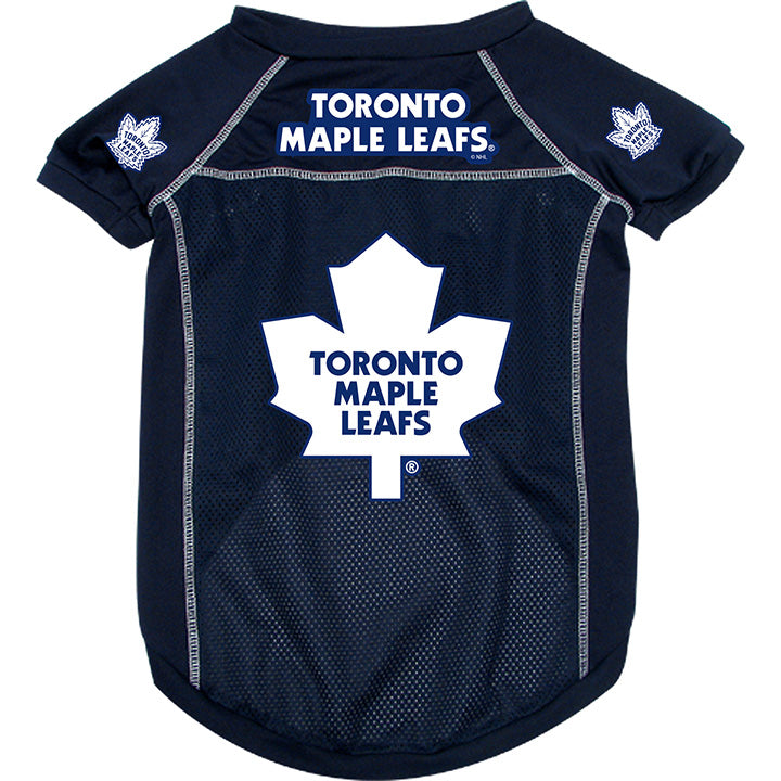 Toronto Maple Leafs Dog Jersey