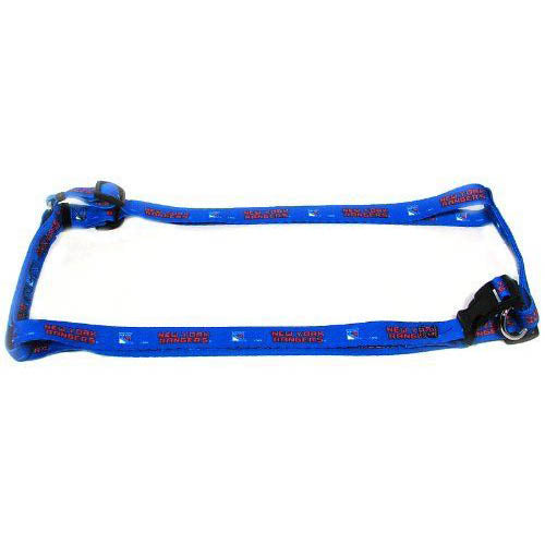 New York Rangers Dog Harness-Nylon