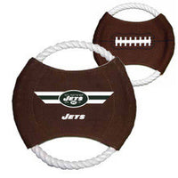 New York Jets Dog Frisbee