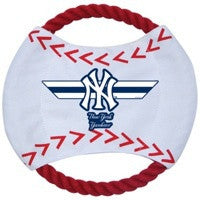 New York Yankees Dog Frisbee