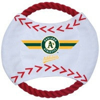 Oakland A's Dog Frisbee