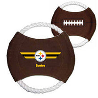 Pittsburgh Steelers Dog Frisbee