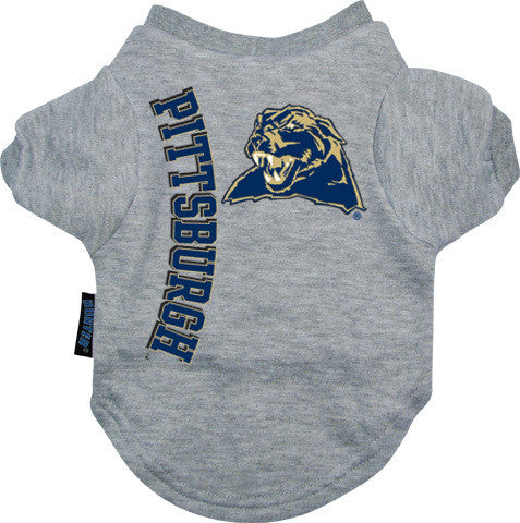 Pittsburgh Panthers Dog Tee Shirt