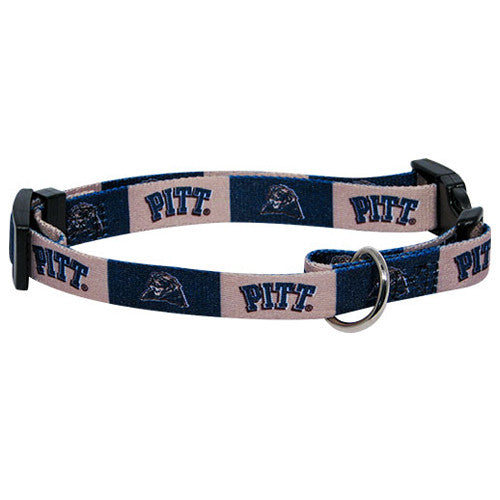 Pittsburgh Panthers Dog Collar