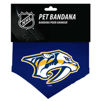 Nashville Predators Dog Bandana