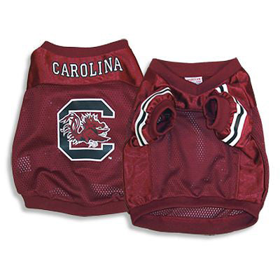 South Carolina Gamecocks Dog Jersey-Deluxe